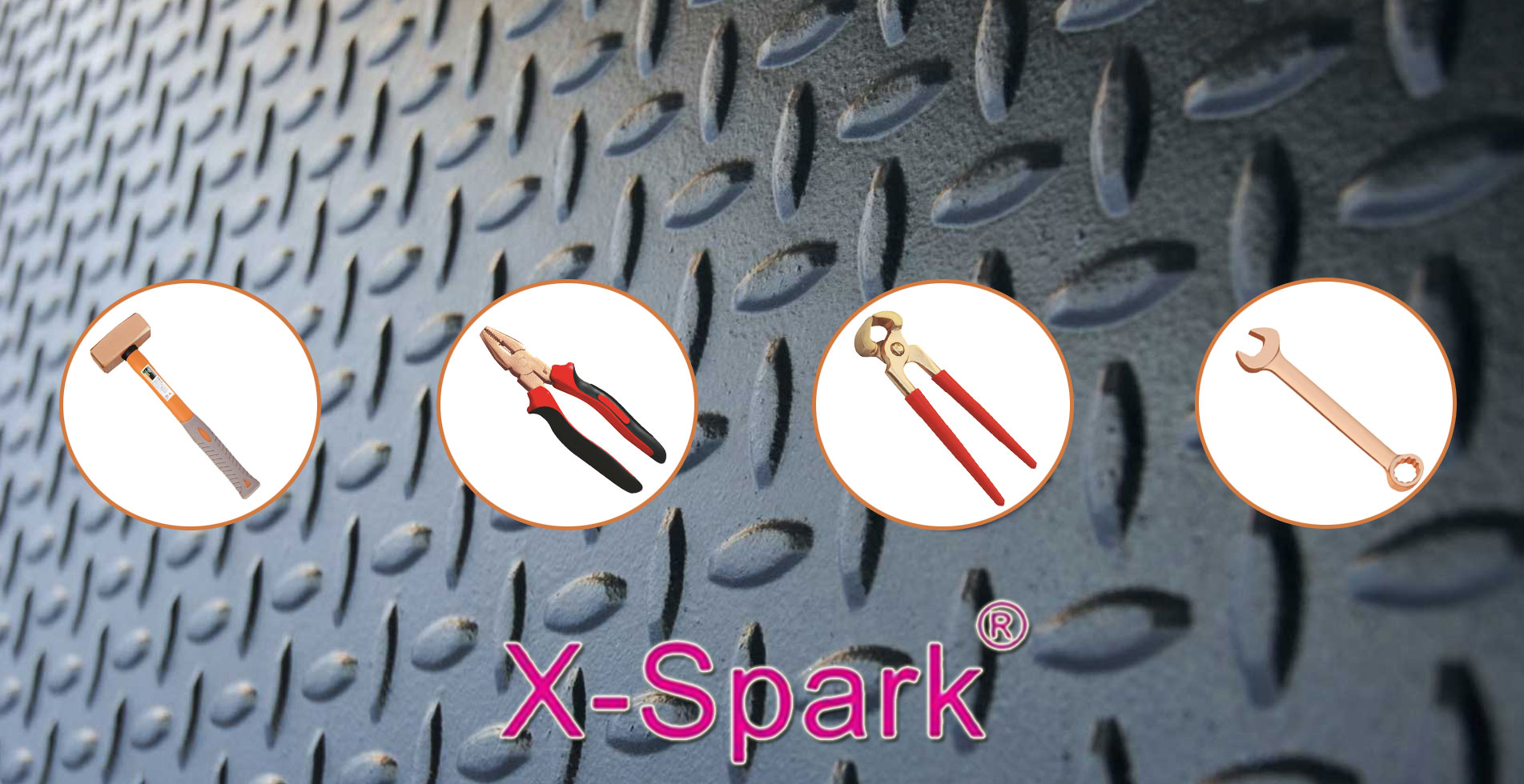 X-SPARK NON-SPARKING TOOLS